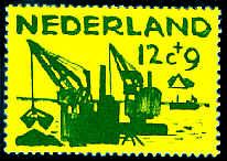 Postzegel 12 cent