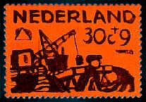 Postzegel 30 cent