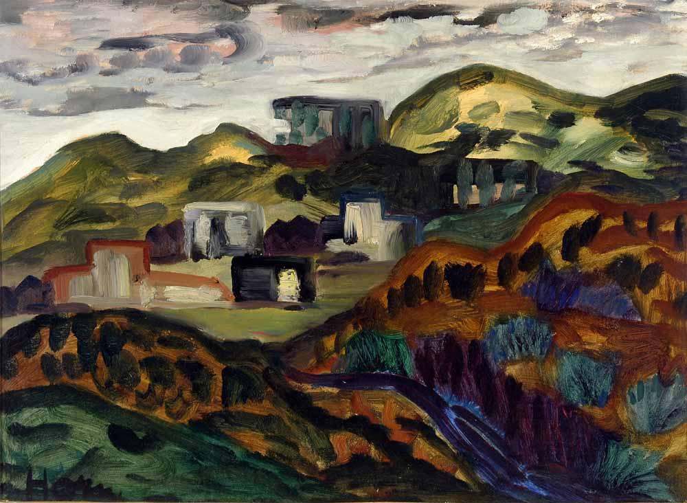 Duinlandschap ca 1955