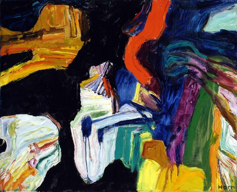 Lex Horn, Het Teken, 1967