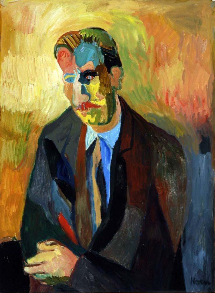 Lex Horn Portret