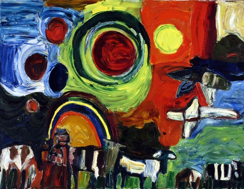 Lex Horn, Voorjaar, 1965