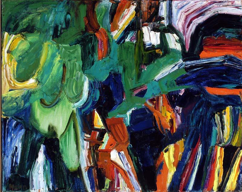 Lex Horn, titel onbekend, ca 1967